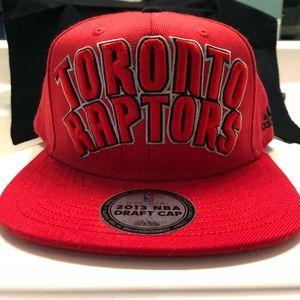 NWT Toronto Raptors Hat